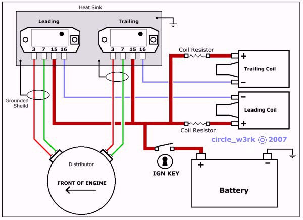 module_circuit ausrotary com \u2022 view topic help wiring 323 leading & trailing coils bosch ignition module wiring diagram at n-0.co